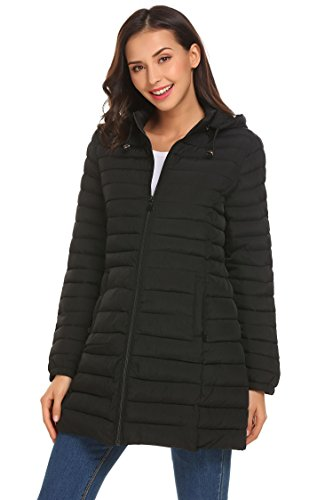 SE MIU Women Ulralight Down Parka Jacket Black - Sales Miu Miu