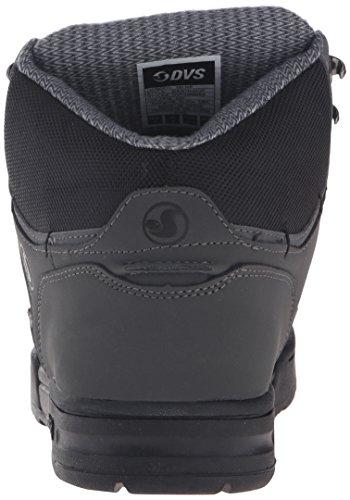 DVS Westridge Grey Black Nubuck Grey