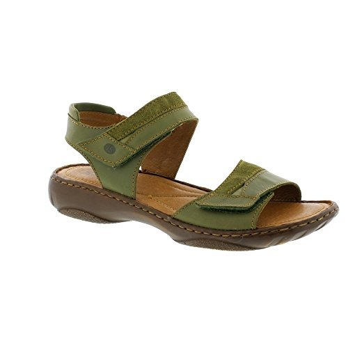 Josef Seibel Debra 19, Women's Sling Back Sandals Green