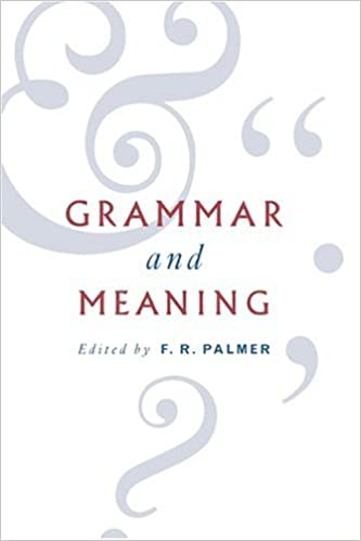 amazon com grammar and meaning essays in honour of sir john  grammar and meaning essays in honour of sir john lyons