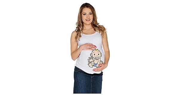 a628bdd595470 Amazon.com : My Tummy Maternity Tank Top Baby-Boy Boy M (Medium) by My  Tummy : Baby