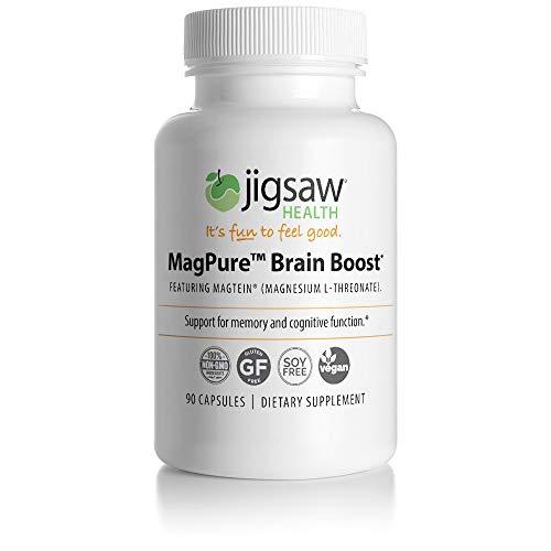 Cheap MagPure – Jigsaw Health – Premium Magnesium Capsules – 120 ct – (L-Threonate)