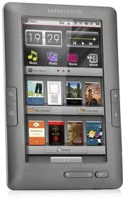 Energy Sistem Color C4+ Touch - Lector eBook (4 GB, HD, DRM, FM ...