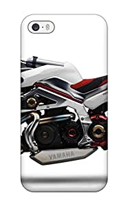 Hot New Yamaha Sport Bike Modifications Case Cover For Iphone 5/5s With Perfect Design 9063717K10294605