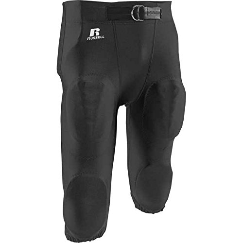 Russell Adult Deluxe Spandex Slotted Football Pant