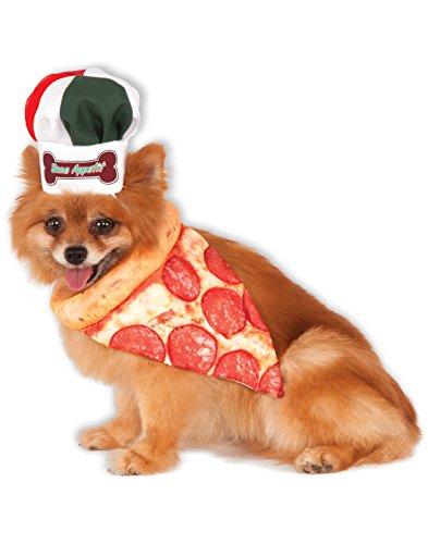 Bone Appetite Pizza Chef Pet Set, Small/Medium]()