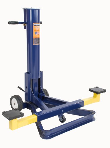 Oil Capacity Lifts Parts : Hein werner hw a blue end lift ton capacity