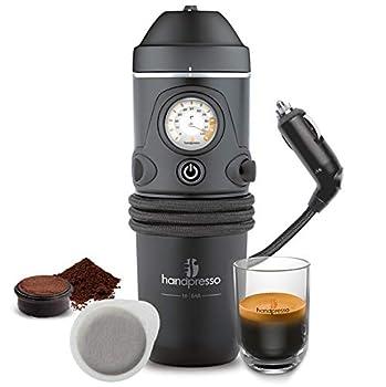 Handpresso 127015 Auto Hybrid Portable Espresso Maker