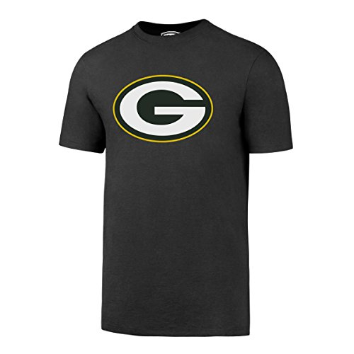 (OTS NFL Green Bay Packers Mens NFL Men's Rival Teenfl Men's Rival Tee, Charcoal, X-Large)