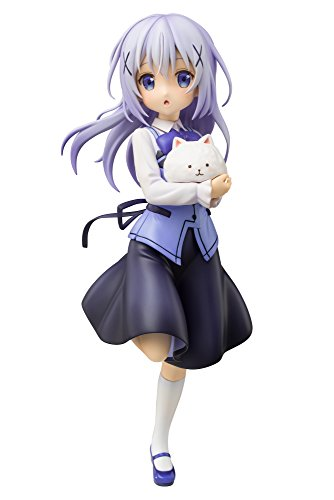 Cafe China - Plum is The Order A Rabbit??: Chino Café Style Version 1:7 Scale PVC Vinyl Figure