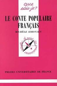 Le conte populaire français par Michèle Simonsen