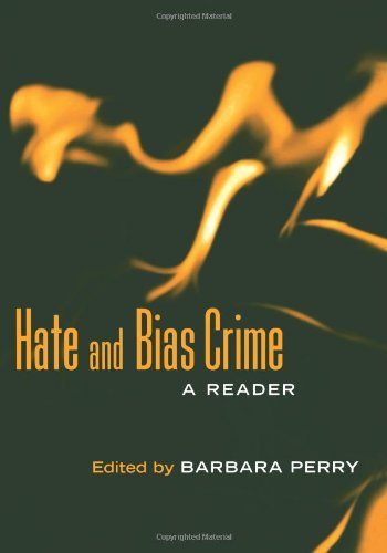 Barbara Perry, PhD Publication