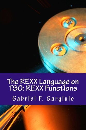 REXX Language TSO Functions product image