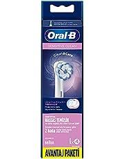 Oral-B Diş Fırçası Yedek Başlığı Hassas Temizlik 4 Adet