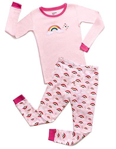 Pink 2 Piece Pajamas - 9
