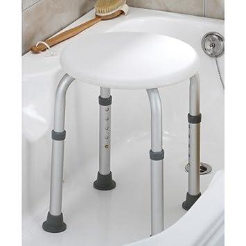Exceptional MedMobile Bathtub Round Shower Stool Seat