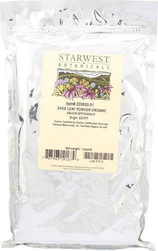 Sage Leaf Powder - 2