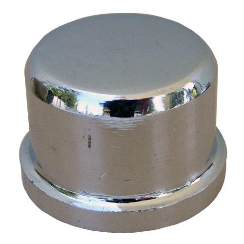 LASCO 32-0651 1/2-Inch Female Pipe Thread Chrome Plated Brass Cap