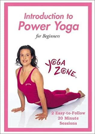 Amazon.com: Yoga Zone - Introduction to Power Yoga: Lisa ...