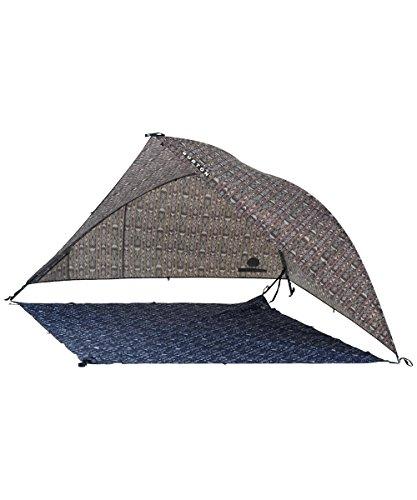 Burton Big Agnes x Whetstone Shelter Lg Tent One Size Guatikat Print