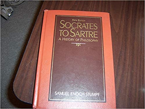 Amazon socrates to sartre a history of philosophy amazon socrates to sartre a history of philosophy 9780070624696 samuel enoch stumpf books fandeluxe Images