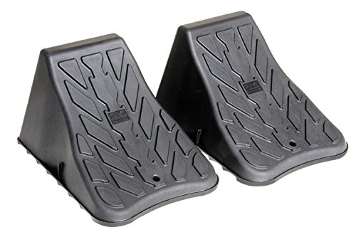 Reese Towpower 7000100 Wheel Chock - Set of 2