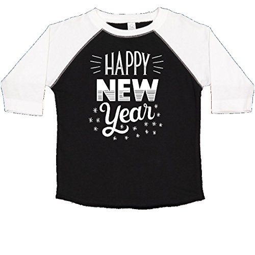 4eb401bd1 inktastic - Happy New Year in Hand Lettering Toddler T-Shirt 2da84 ...