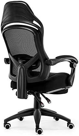 オフィスチェア コンピューターチェア人間工学に基づいたオフィスチェアメッシュスイベル人間工学に基づいたオフィスチェア, メッシ