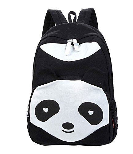 Leegoal Lovely student Canvas Backpack