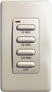 Skytech TM-3 Wired Wall Mounted Timer Fireplace Control: Amazon ...