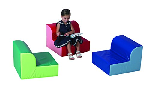Childrens Factory CF322-388 Library Trio