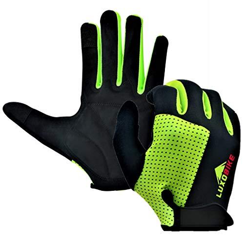 LuxoBike MTB Gloves Mountain