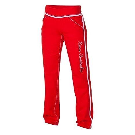 Reece Hockey Lismore Pantalón De Chándal Mujer - rojo-blanco ...