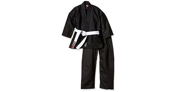 Amazon.com: Blitz - Traje de karate de polialgodón para ...