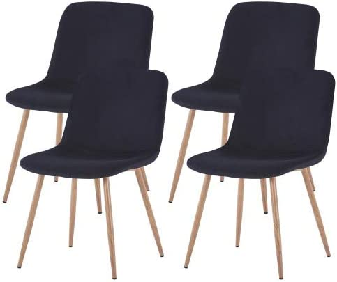 FOODAGE Modern Dining Chairs Set of 4