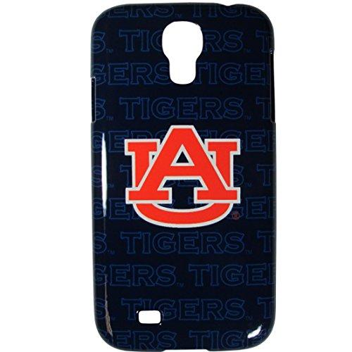 NCAA Auburn Tigers Samsung Galaxy S4 Snap on Case (Samsung S4 Auburn Case)