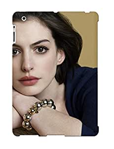Excellent Design Anne Hathaway Case Cover For Ipad 2/3/4