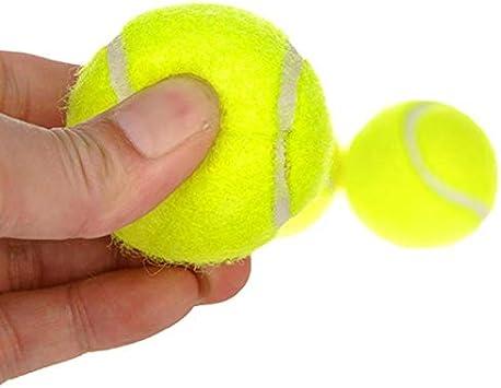 Pelota de tenis para perros 6.3 cm Mascota Juguetes para masticar ...