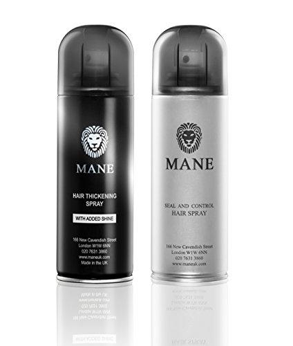Free Mane America Hair Thickener Spray Combo