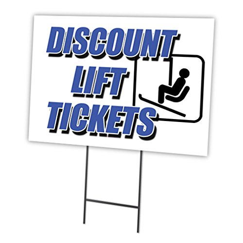 DISCOUNT LIFT TICKETS 12