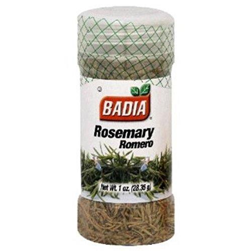 BADIA SPICES, ROSEMARY LEAVES, OG2 - Pack of 12 by Badia