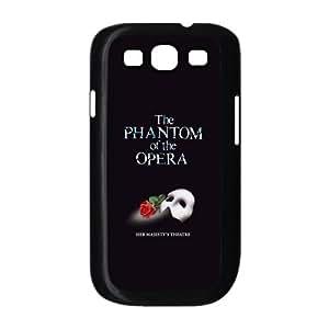 Fashion Phantom of the Opera Personalized samsung galaxy S3 i9300 Case Cover