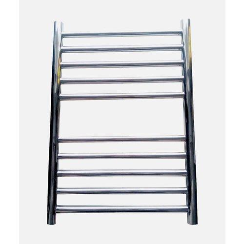 Bathroom Heating Towel Rail Radiator Towel Rack Stainless Steel Shelf