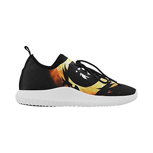 Rentprint Custom Dolfijn Ultra Lichte Hardloopschoenen Voor Dames Dragon1