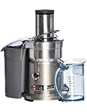 Breville Professional 800 Collection Die Cast Juicer, Silver, 800JE/B with 1 year Distributor warranty