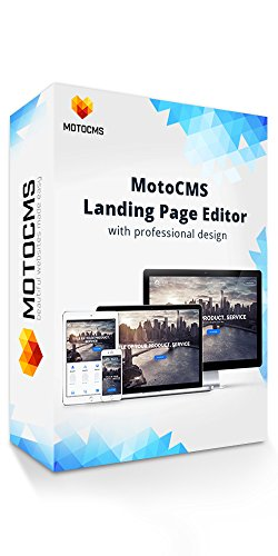 (Responsive Business Website Template by MotoCMS Landing Page Builder. )
