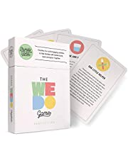 The WeDo Game - Baby Edition - Newborn Gifts for New Parents Baby Shower Gift Smart Parenting Tool Einstein Brain Development Learning Play Activities Activity Center Ideas for Babies Newborn Girl Boy