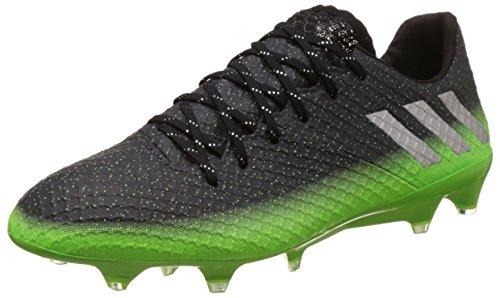 adidas Messi 16.1 Fg, Botas de Fútbol para Hombre Gris (Griosc / Plamet / Versol)