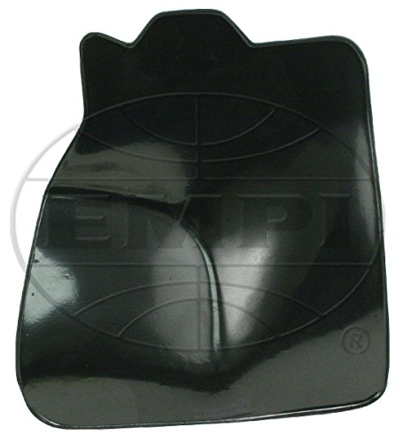 EMPI 00-4850-0 VW Speaker Kick Panels - Pair - Black Plastic - Fits all Standard Beetles - Excluding Super Beetle & Convertibles! - Some modification maybe required.