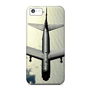 Hot Style PlGrIMp7635dIaFq Protective Case Cover For Iphone5c(b 52 Stratofortress Bomber)